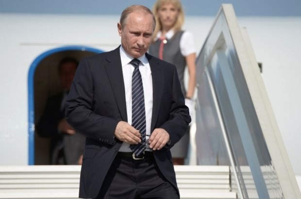 ولادمیر پوتین، رییس جمهور روسیه-رویترز