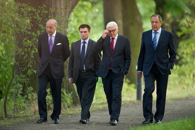 مذاکرات برلین پیرامون بحران اوکراین بینتیجه پایان یافت