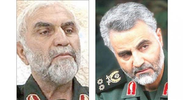 یک منبع آگاه: همدانی جانشین سلیمانی در عراق شد