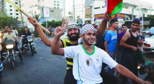 پایان جنگ ۵۰ روزه در غزه