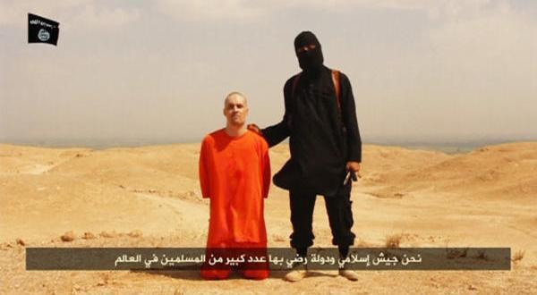 داعش یک خبرنگار آمریکایی را سر برید