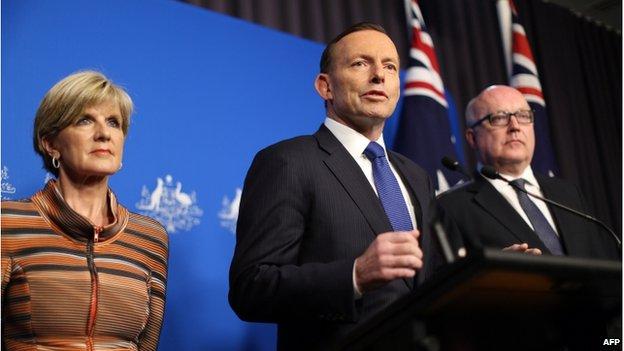 واکنش شدید نخست وزیر استرالیا به عکس سر بریده سرباز سوری