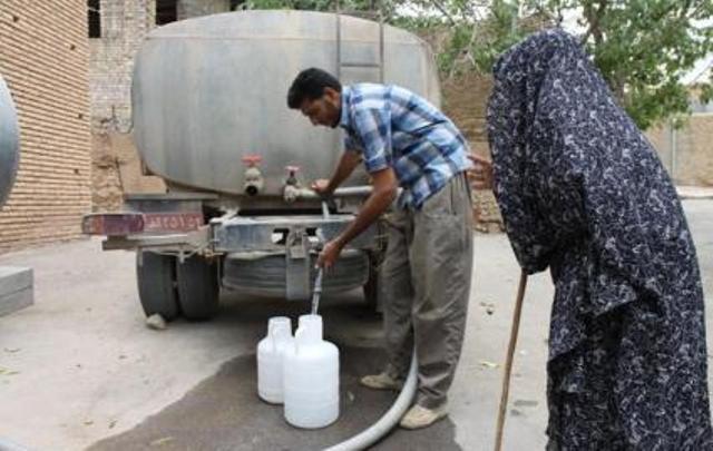 ایران در پی واردات آب از تاجیسکتان است