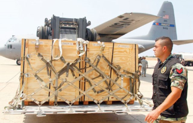 کمک های نظامی واشنگتن به بیروت برای جلوگیری از گسترش دامنه نفوذ داعش