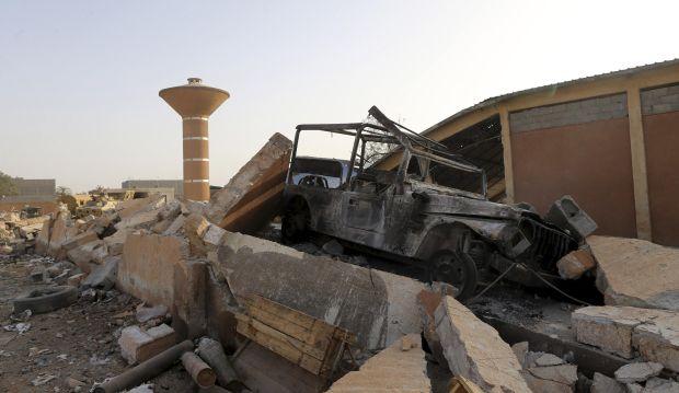 پیروز میدان لیبی کیست؟