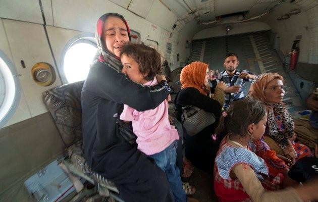 محاصره شهر ترکمن نشین در عراق شکست