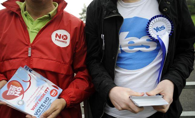 همه پرسی استقلال اسکاتلند آغاز شد