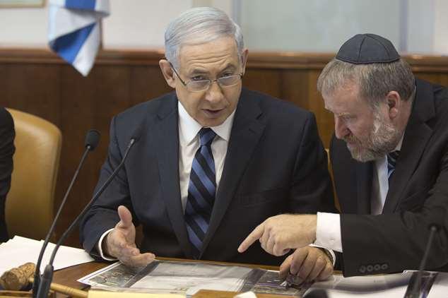 نتانیاهو: برای کمک گرفتن از ایران علیه داعش تحریمهای تهران را سبک نکنید