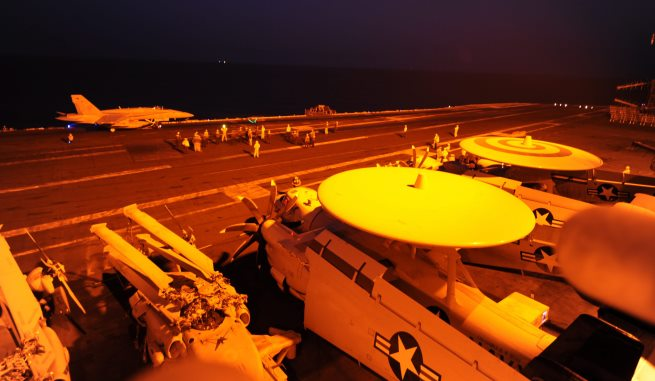 سوریه از حمله آمریکا به داعش آگاه شده بود