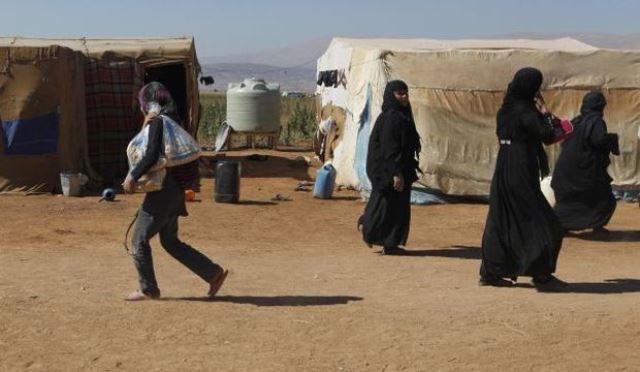 لبنان اردوگاه های آوارگان سوری ایجاد می کند