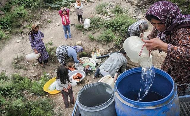 اختصاص ۳۰ میلیارد تومان برای آبرسانی به تهران