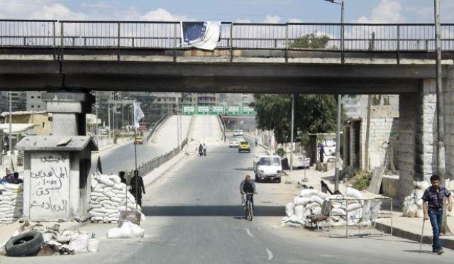 حمله ارتش آزاد سوریه به مواضع داعش در شمال حلب