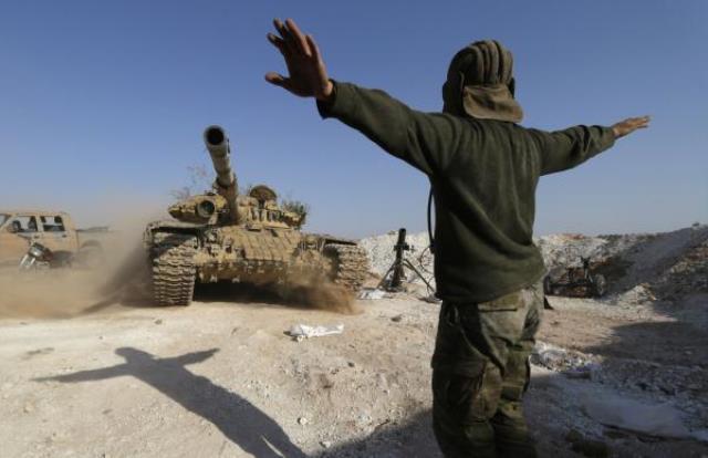 ارتش آزاد سوریه و ائتلاف ضد داعش
