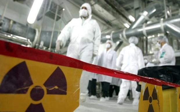 بخشی از تاسیسات هسته ای ایران - عکس از رویترز