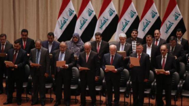 دولت جدید عراق و چهره های قدیمی آن