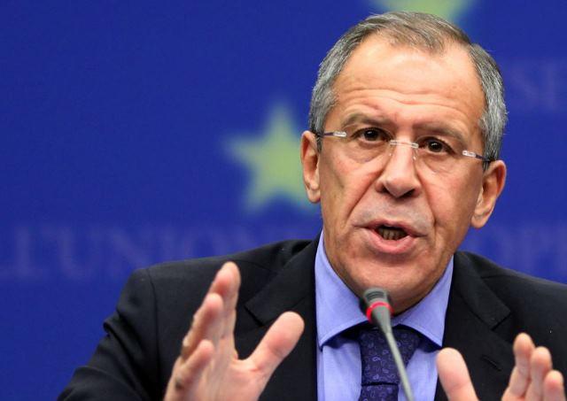 وزیر خارجه روسیه: آتش بس در شرق اوکراین پیش شرط مذاکرات صلح است