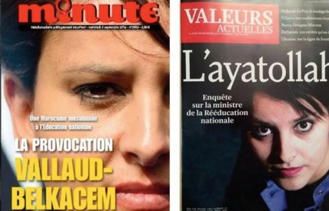 انتخاب وزیر مغربی تبار در فرانسه و واکنش نشریات راست افراطی