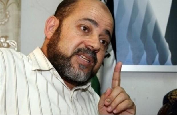 موسی ابومرزوق، عضو بلندپایه گروه حماس - عکس از خبرگزاری فرانسه