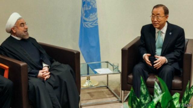روحانی در نیویورک: ایران در صورت تامین منافع، آماده توافق هسته ای است
