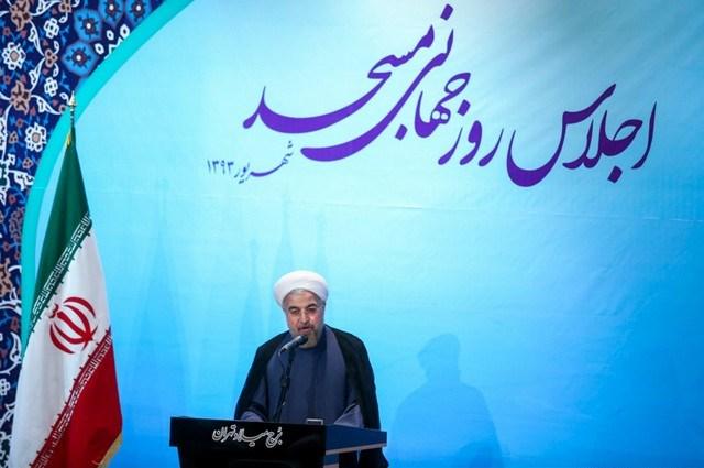 روحانی: مگر می شود اینترنت را کنار گذاشت
