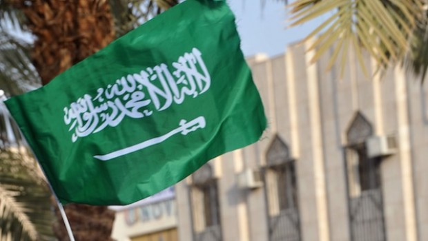 پرچم عربستان سعودی – عکس از خبرگزاری فرانسه