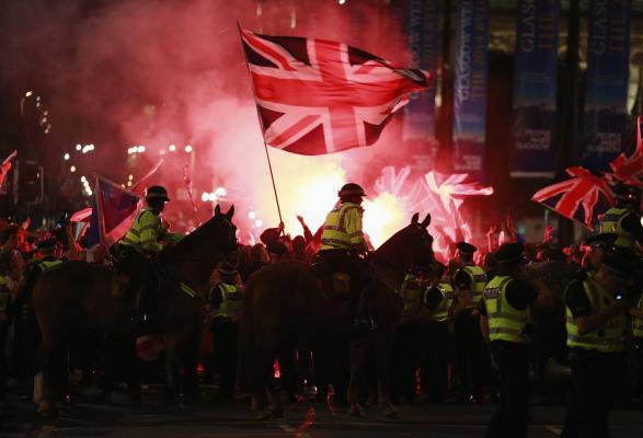 حتی بریتانیا با تجزیه روبرو می شود