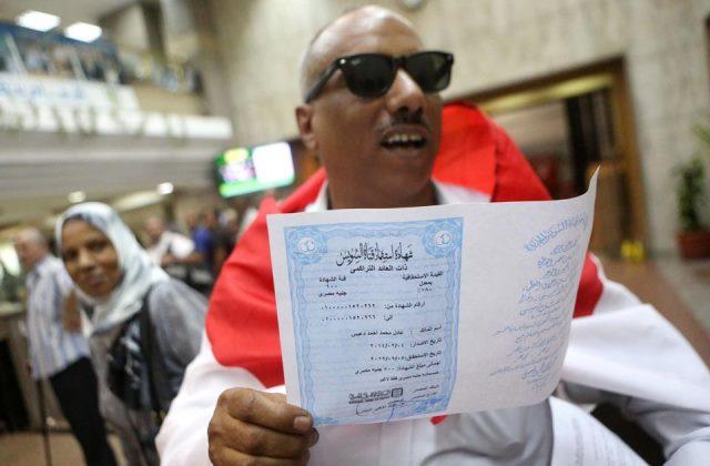 ملت مصر سخن گفتند