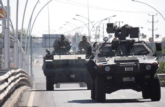 مقامات ترکیه و آمریکا: کوبانی در آستانه سقوط است