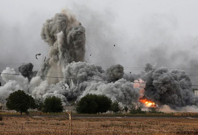 ترکیه با استفاده از پایگاههایش علیه داعش موافقت کرد