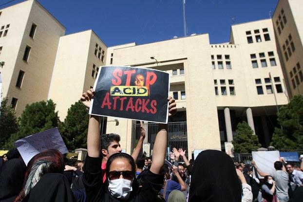 نماینده آمریکا در سازمان ملل اسیدپاشی اصفهان را محکوم کرد