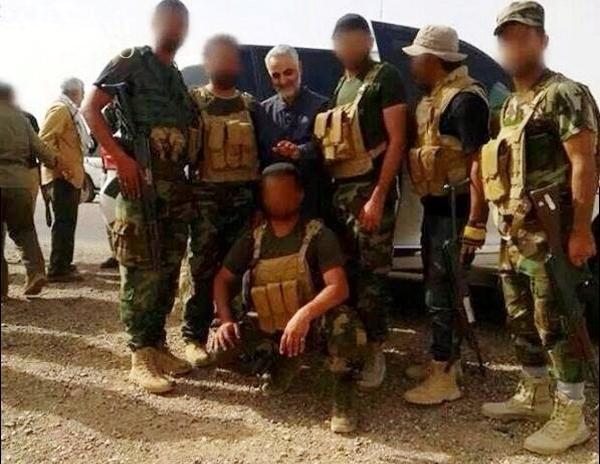 قاسم سلیمانی… نجات دهنده «داعش»!