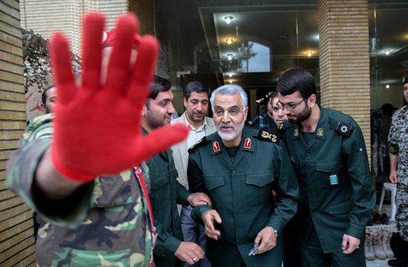 سازمان ملل حضور احتمالی سلیمانی در عراق را ناقض تحریمها دانست