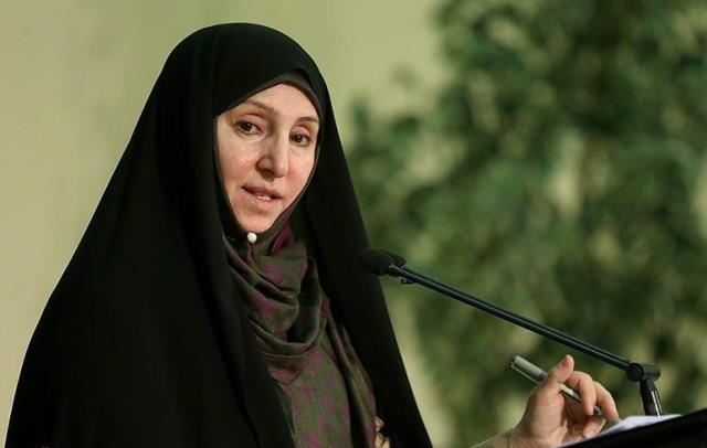 مرضیه افخم: ایران برای رابطه با بریتانیا عجله ندارد