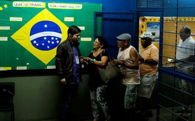 انتخابات ریاست جمهوری برزیل به دور دوم کشیده شد