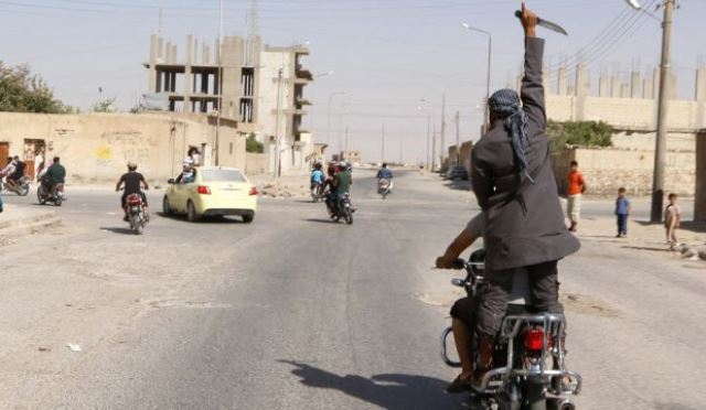 زومبی های داعش