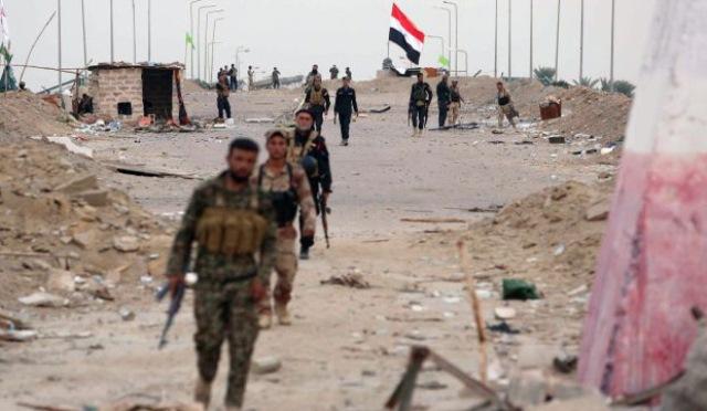 ارتش عراق برای بازپس گیری شهری استراتژیک آماده می شود