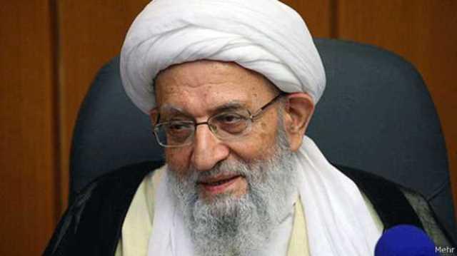 آیت الله مهدوی کنی، رییس مجلس خبرگان در ایران درگذشت