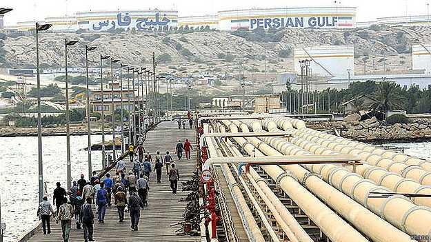 نزدیک شدن بهای نفت به ۷۰ دلار و پیش بینی آن در بودجه ایران