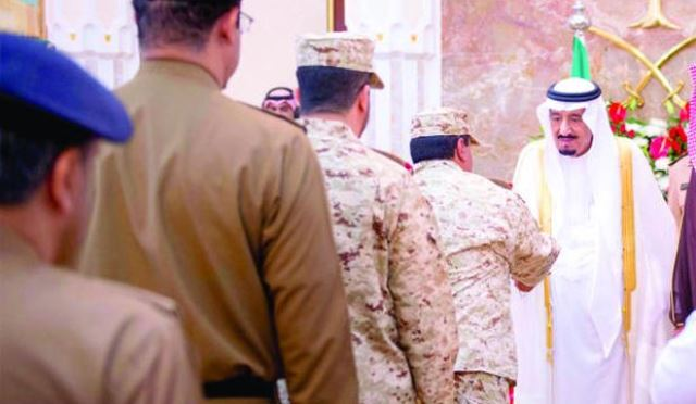 ملک عبدالله از تلاش های نیروهای امنیتی سعودی در ایام حج تقدیر کرد