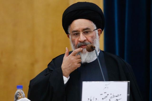 انتقاد محقق داماد از اظهارات جنتی درباره موسوی و کروبی