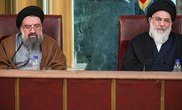 سید احمد خاتمی: آیت الله شاهرودی گزینه احتمالی ریاست مجلس خبرگان ایران