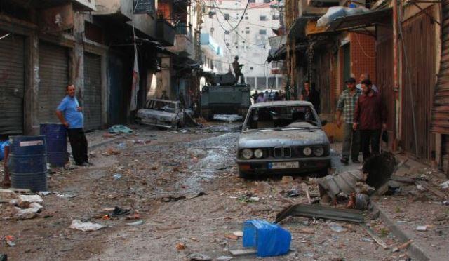 منابع آگاه: جنگجویان اسلامگرا در طرابلس لبنان مخفی شده اند