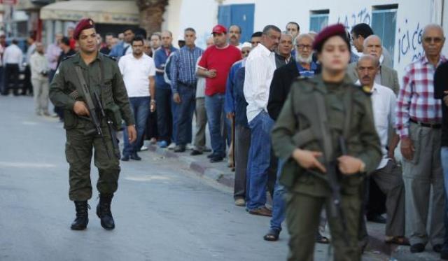 نخستین انتخابات پارلمانی تونس پس از انقلاب این کشور آغاز شد