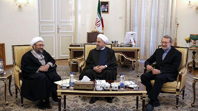 روحانی: اگر طرف های مذاکره زیاد خواهی نکنند، شرایط برای توافق مهیا است