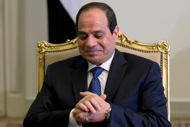 السیسی: عفو خبرنگاران زندانی شبکه الجزیره مطرح شده است