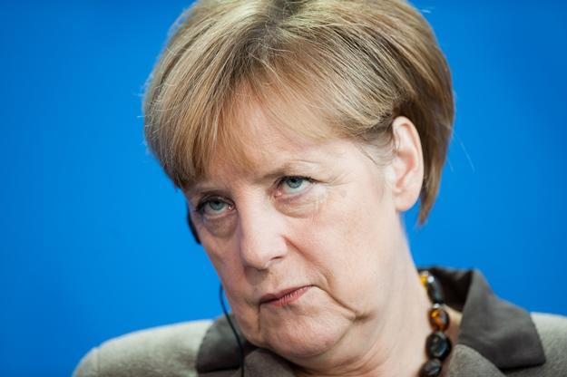 مرکل: مهاجرت کاری در اتحادیه اروپا نسبت به عضویت بریتانیا اولویت دارد