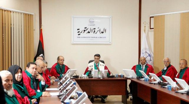 دادگاه عالی لیبی پارلمان این کشور را غیرقانونی خواند