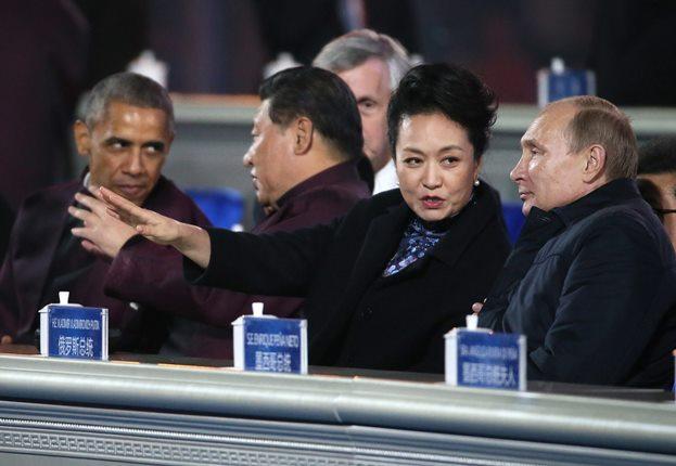 دیدار کوتاه اوباما و پوتین درباره ایران در نشست پکن