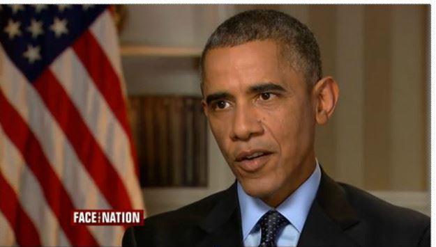 اوباما: در مذاکرات اتمی، فاصله زیادی بین مواضع ما و ایران است