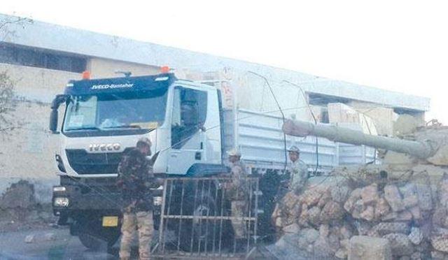 اشباح مرگبار در مرز لیبی